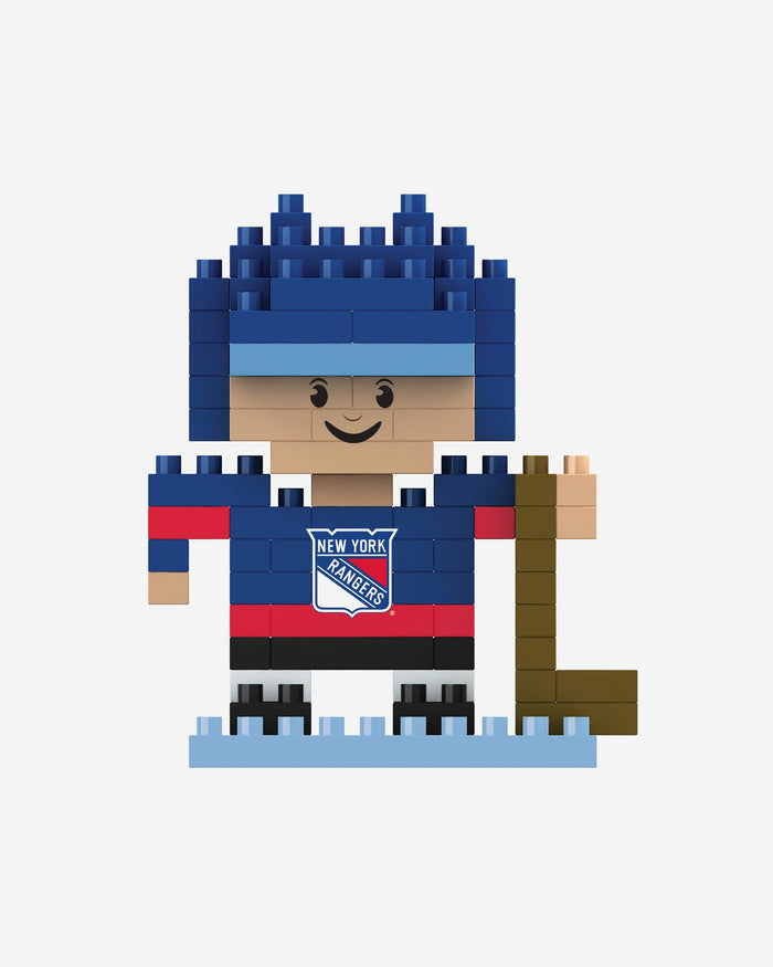 New York Rangers BRXLZ Mini Player FOCO - FOCO.com
