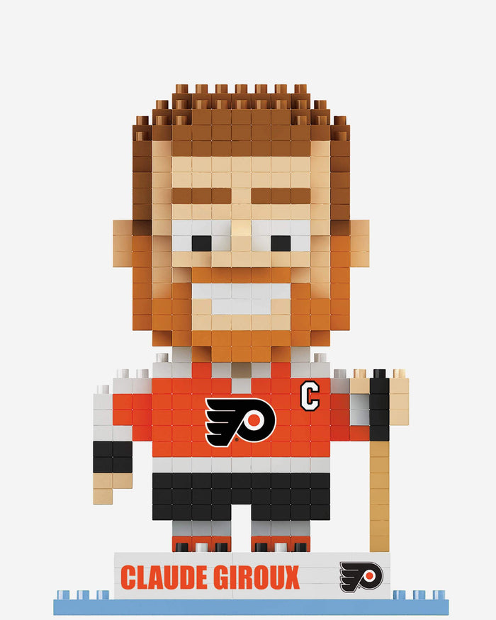 Claude Giroux Philadelphia Flyer BRXLZ Mini Player FOCO - FOCO.com