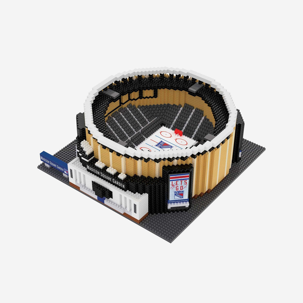 New York Rangers Madison Square Garden BRXLZ Stadium