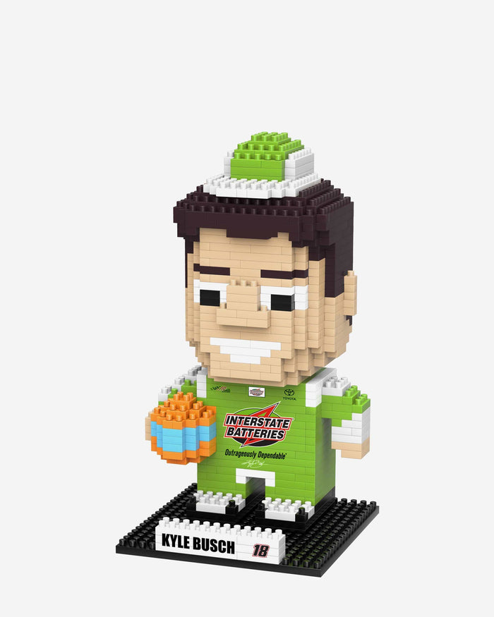 Kyle Busch BRXLZ Mini Player FOCO - FOCO.com