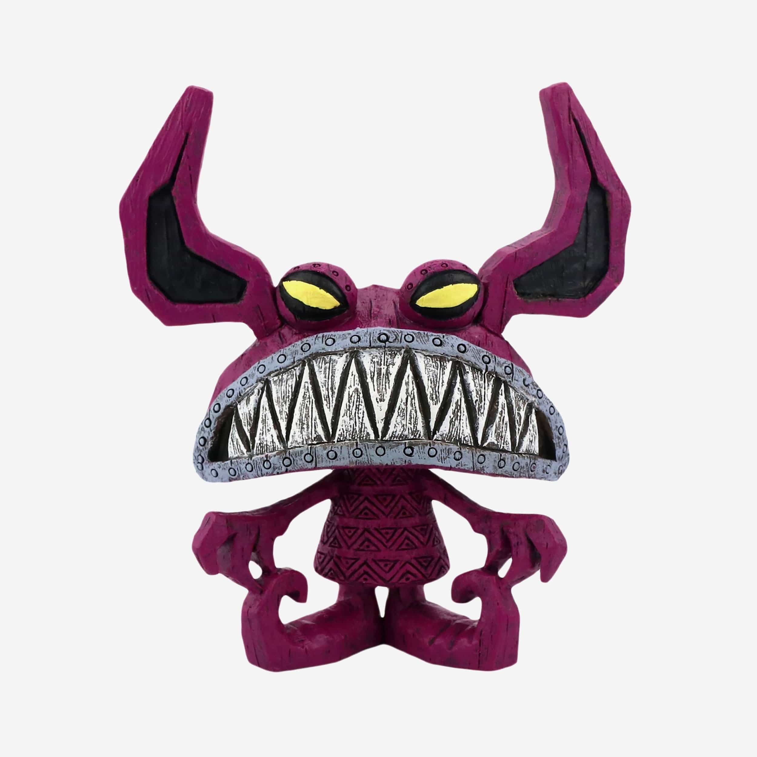Ickis Aaahh Real Monsters Eekeez Figurine Foco