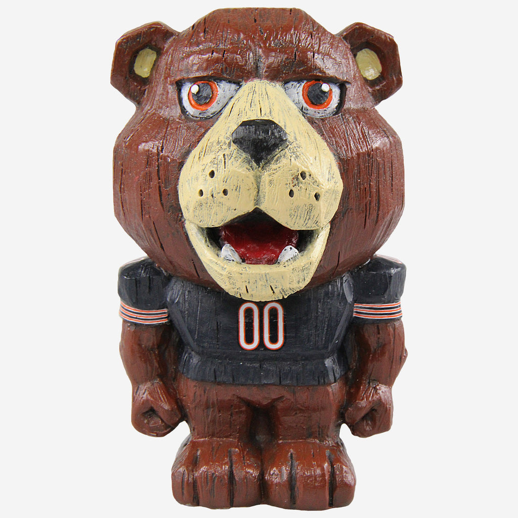 Staley Da Bear Chicago Bears Eekeez Mascot Figurine FOCO - FOCO.com