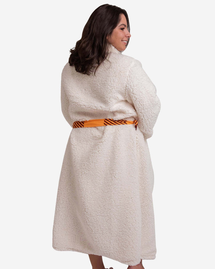 Washington Redskins Lounge Life Reversible Robe FOCO - FOCO.com