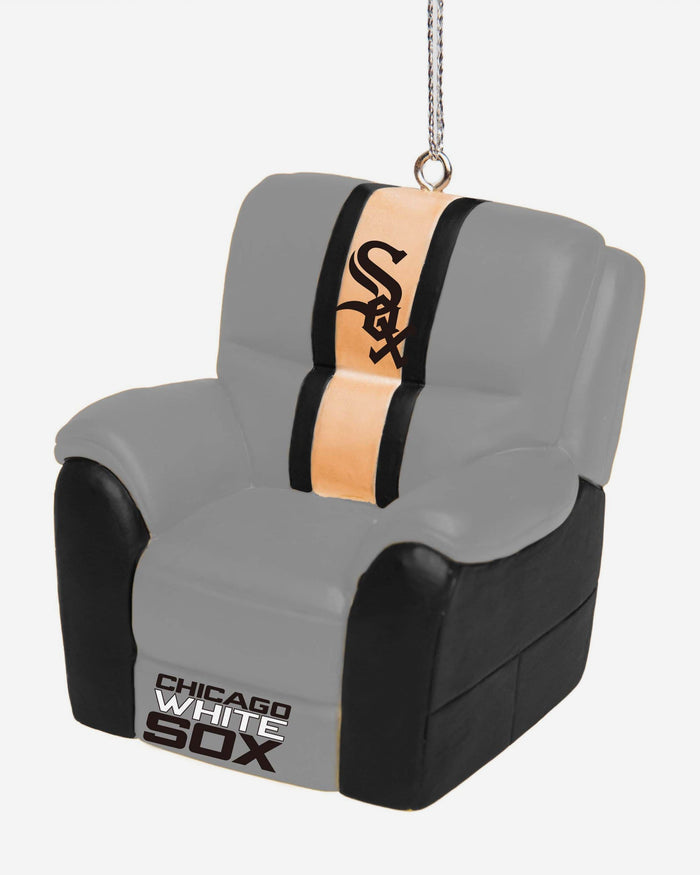 Chicago White Sox Reclining Chair Ornament FOCO - FOCO.com
