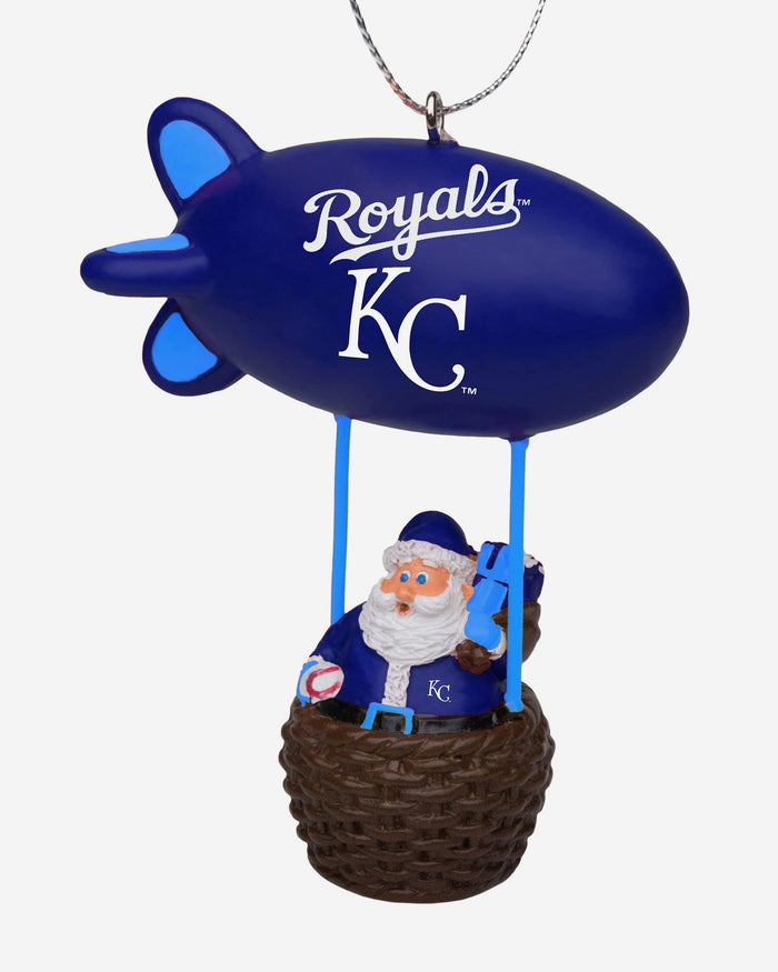 Kansas City Royals Santa Blimp Ornament FOCO - FOCO.com