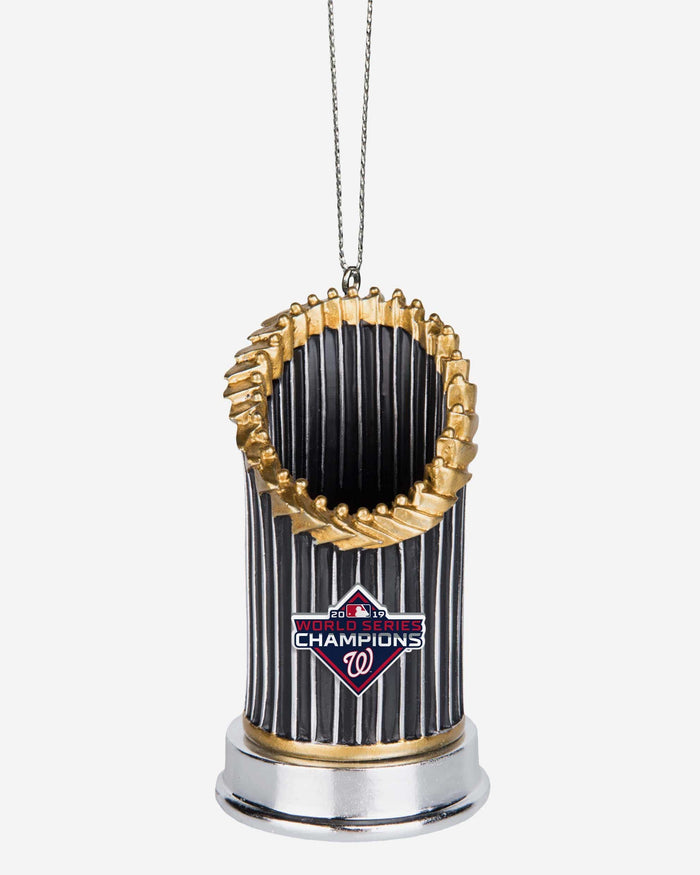 Washington Nationals 2019 World Series Champions Trophy Ornament FOCO - FOCO.com