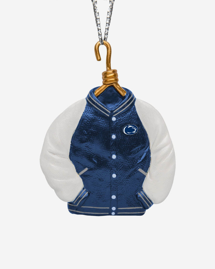 Penn State Nittany Lions Varsity Jacket Ornament FOCO - FOCO.com