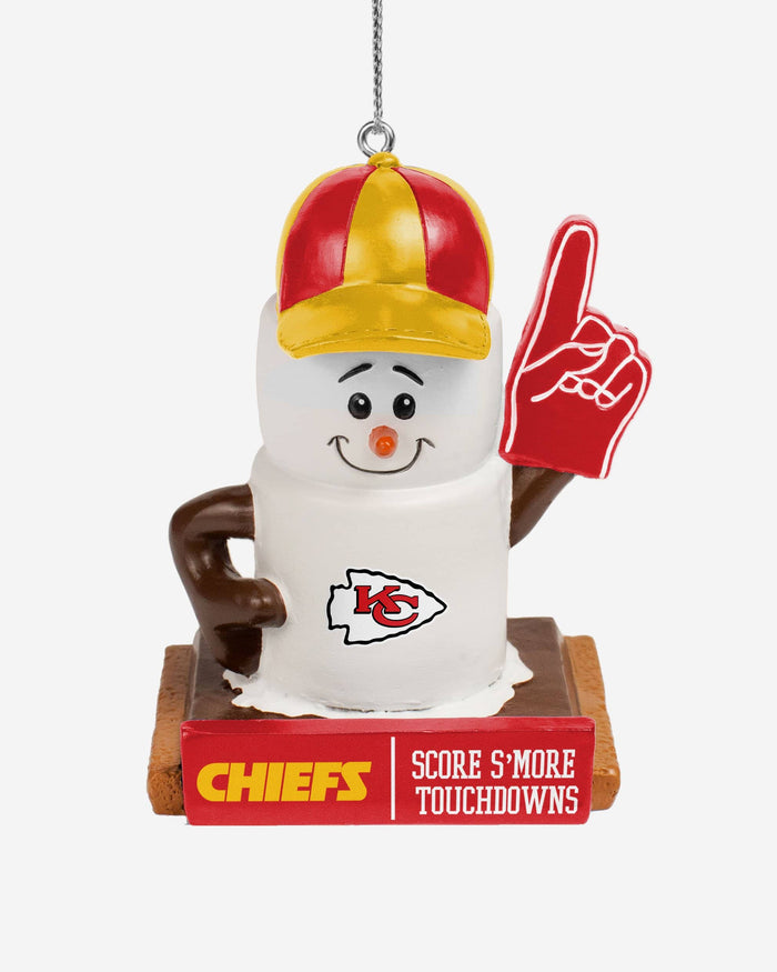 Kansas City Chiefs Smores Ornament FOCO - FOCO.com