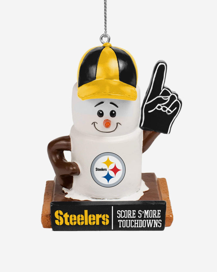 Pittsburgh Steelers Smores Ornament FOCO - FOCO.com