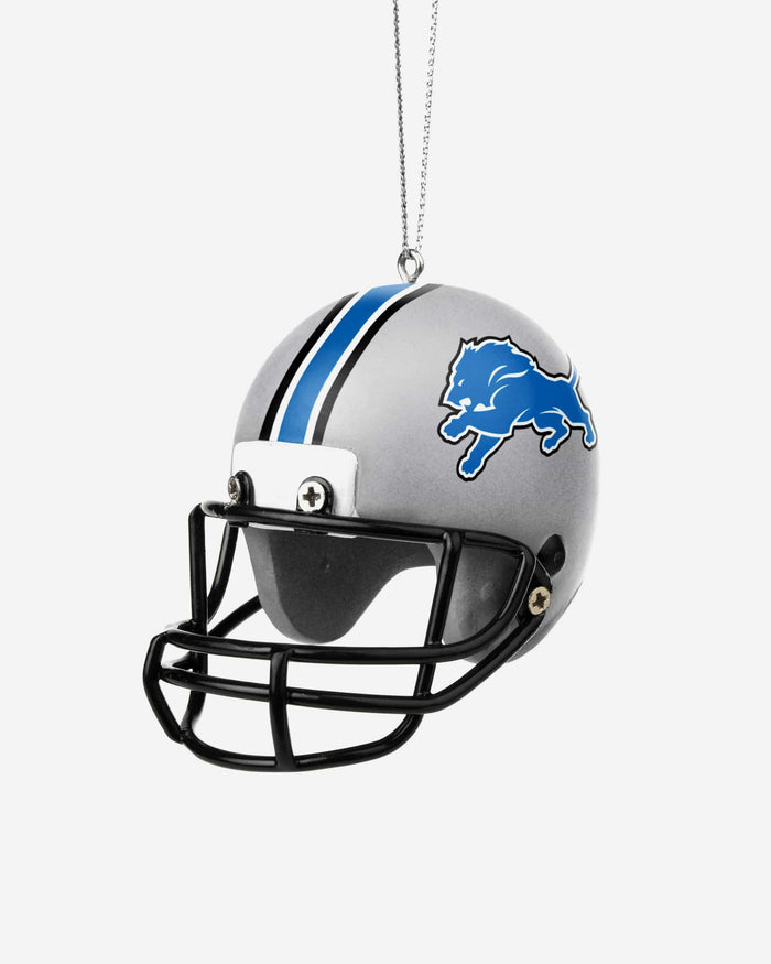Detroit Lions Football Helmet Ornament FOCO - FOCO.com