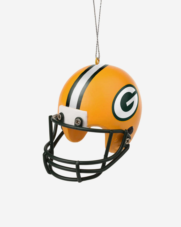 Green Bay Packers Football Helmet Ornament FOCO - FOCO.com