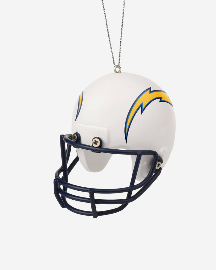 Los Angeles Chargers Football Helmet Ornament FOCO - FOCO.com