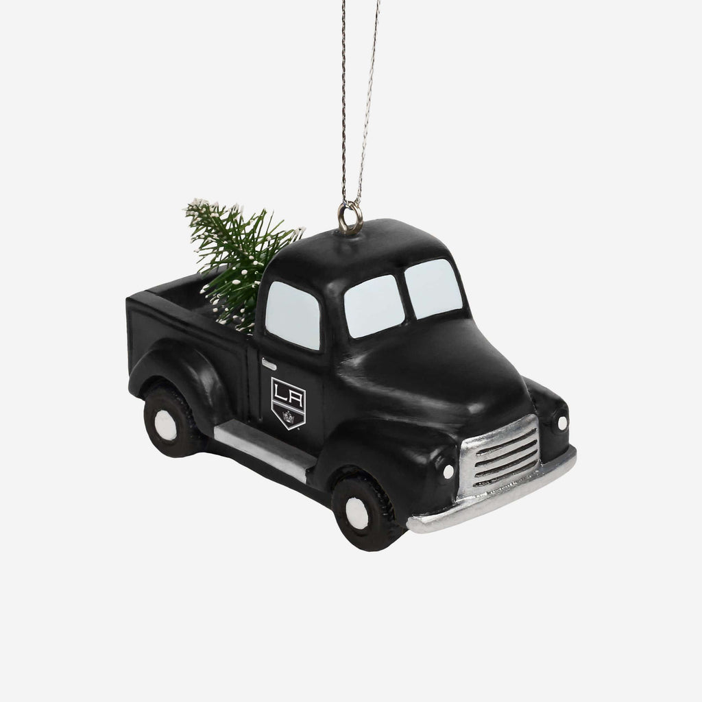 Los Angeles Kings Truck With Tree Ornament FOCO - FOCO.com