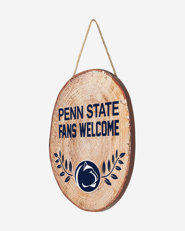 Penn State Nittany Lions Wood Stump Sign FOCO - FOCO.com