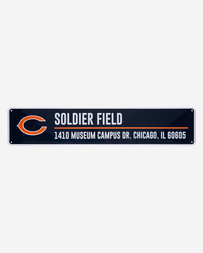 Chicago Bears Stadium Street Sign FOCO - FOCO.com