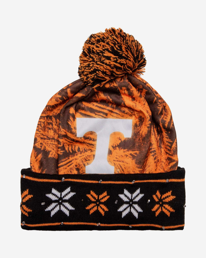 Tennessee Volunteers Big Logo Light Up Beanie FOCO - FOCO.com