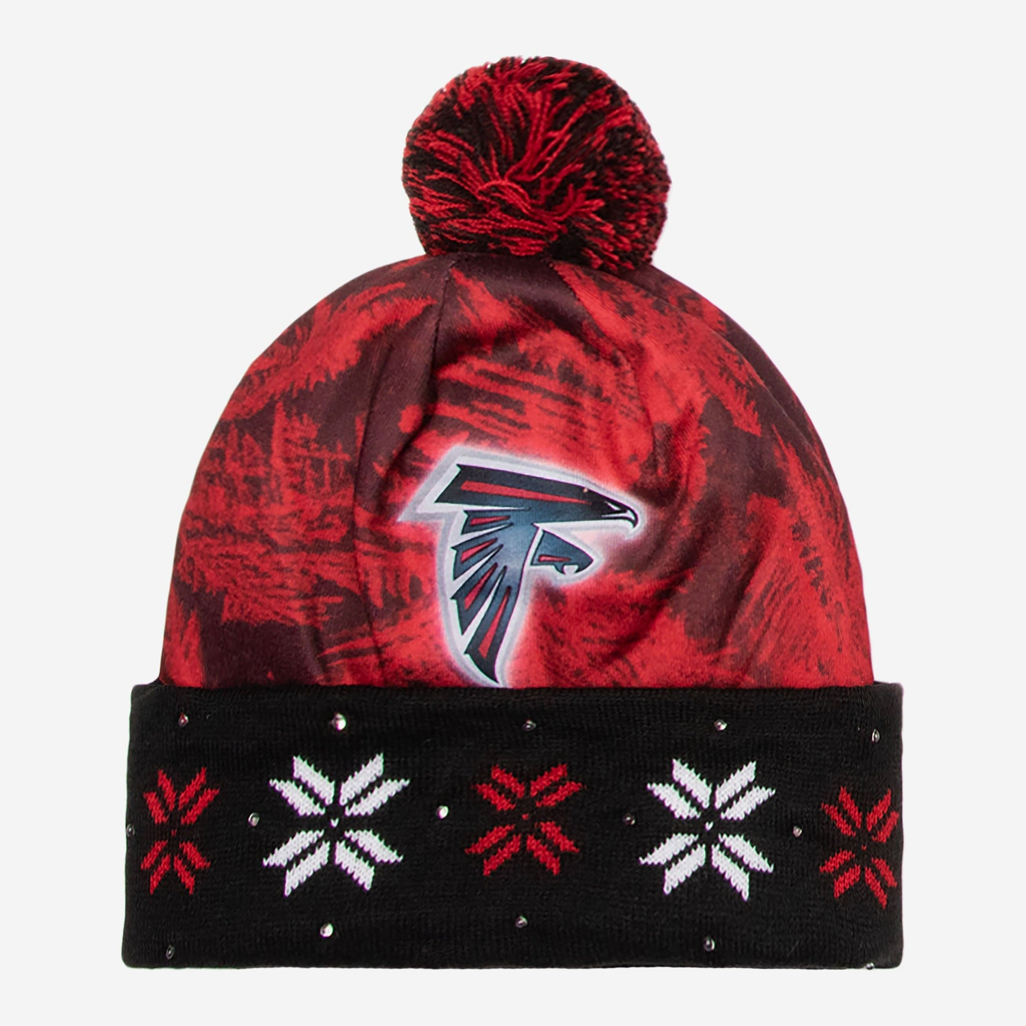 Atlanta Falcons Big Logo Light Up Beanie