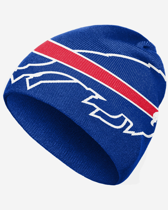 Buffalo Bills Big Logo Skullcap Beanie FOCO - FOCO.com