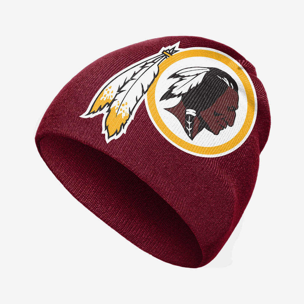 Washington Redskins Big Logo Skullcap Beanie