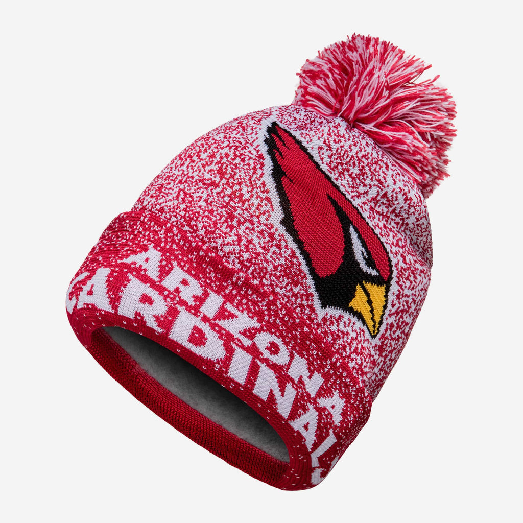 Arizona Cardinals Matrix Beanie FOCO - FOCO.com