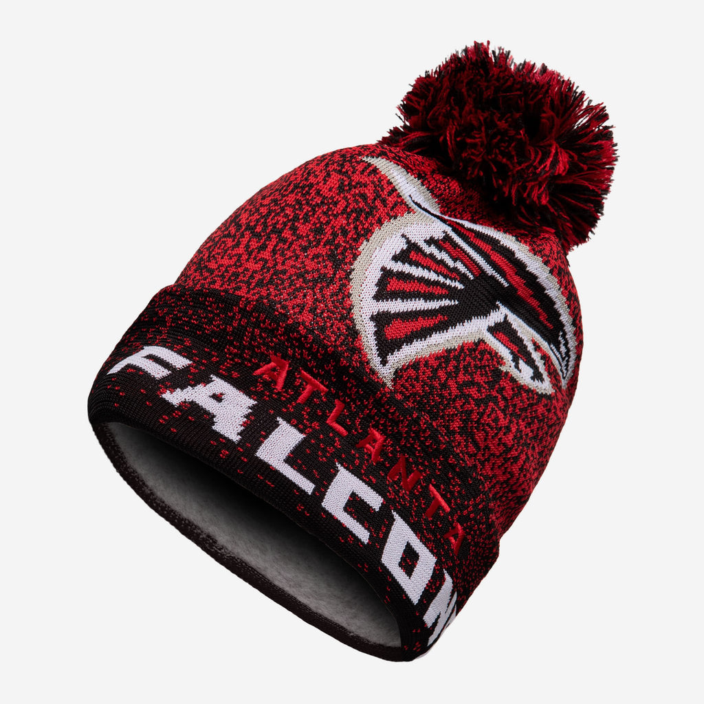 Atlanta Falcons Matrix Beanie