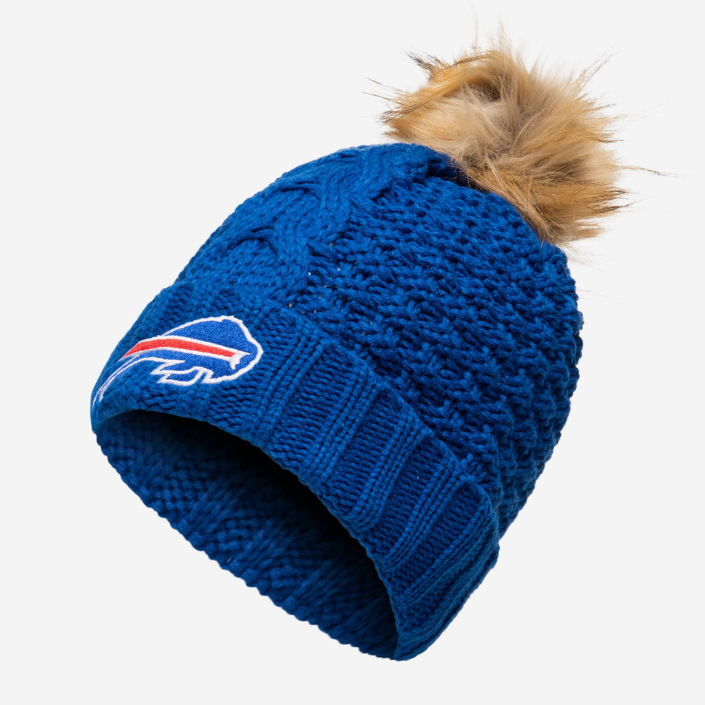 Buffalo Bills Womens Da Pom Beanie