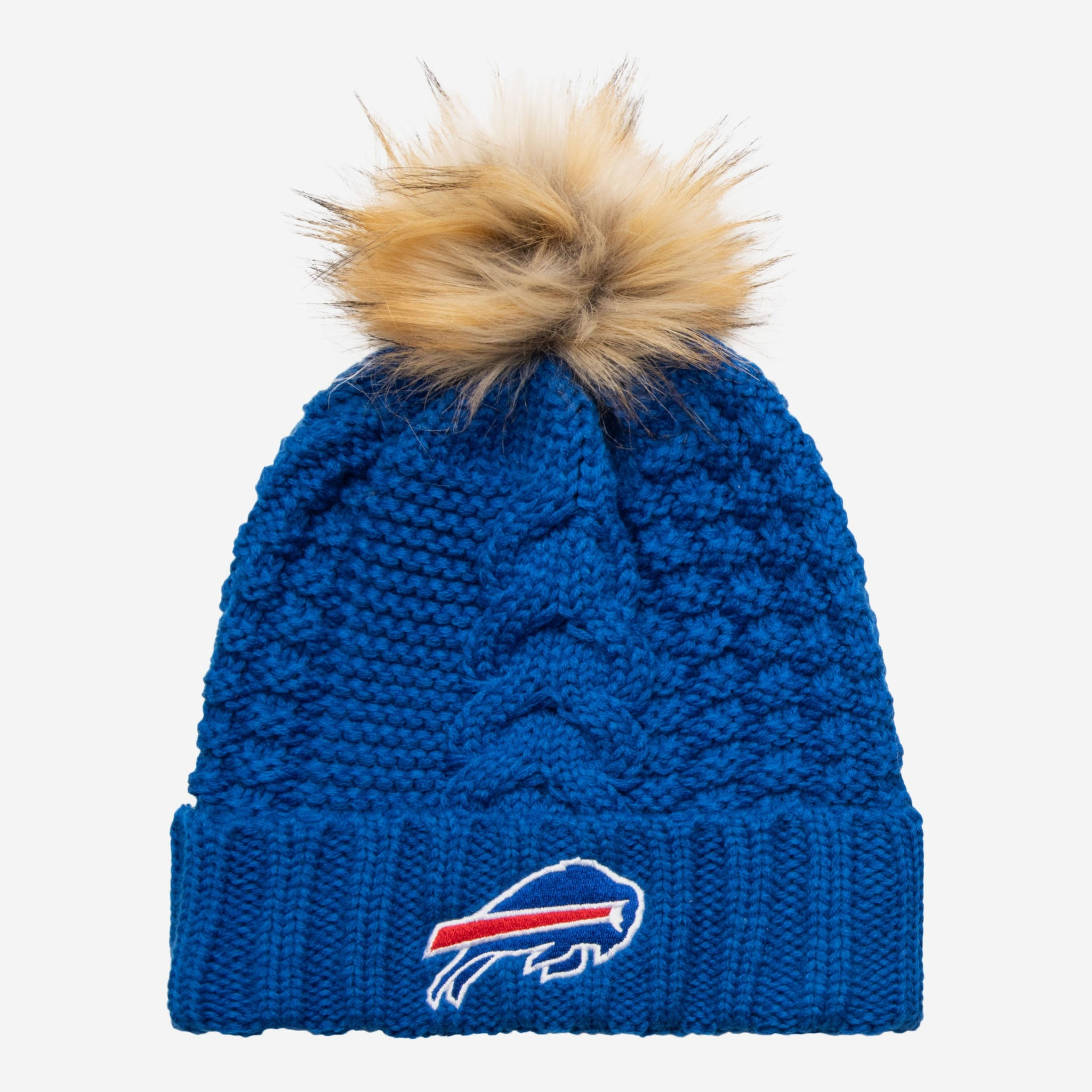 Buffalo Bills Womens Da Pom Beanie FOCO - FOCO.com