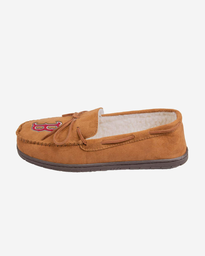 Boston Red Sox Moccasin Slipper FOCO - FOCO.com