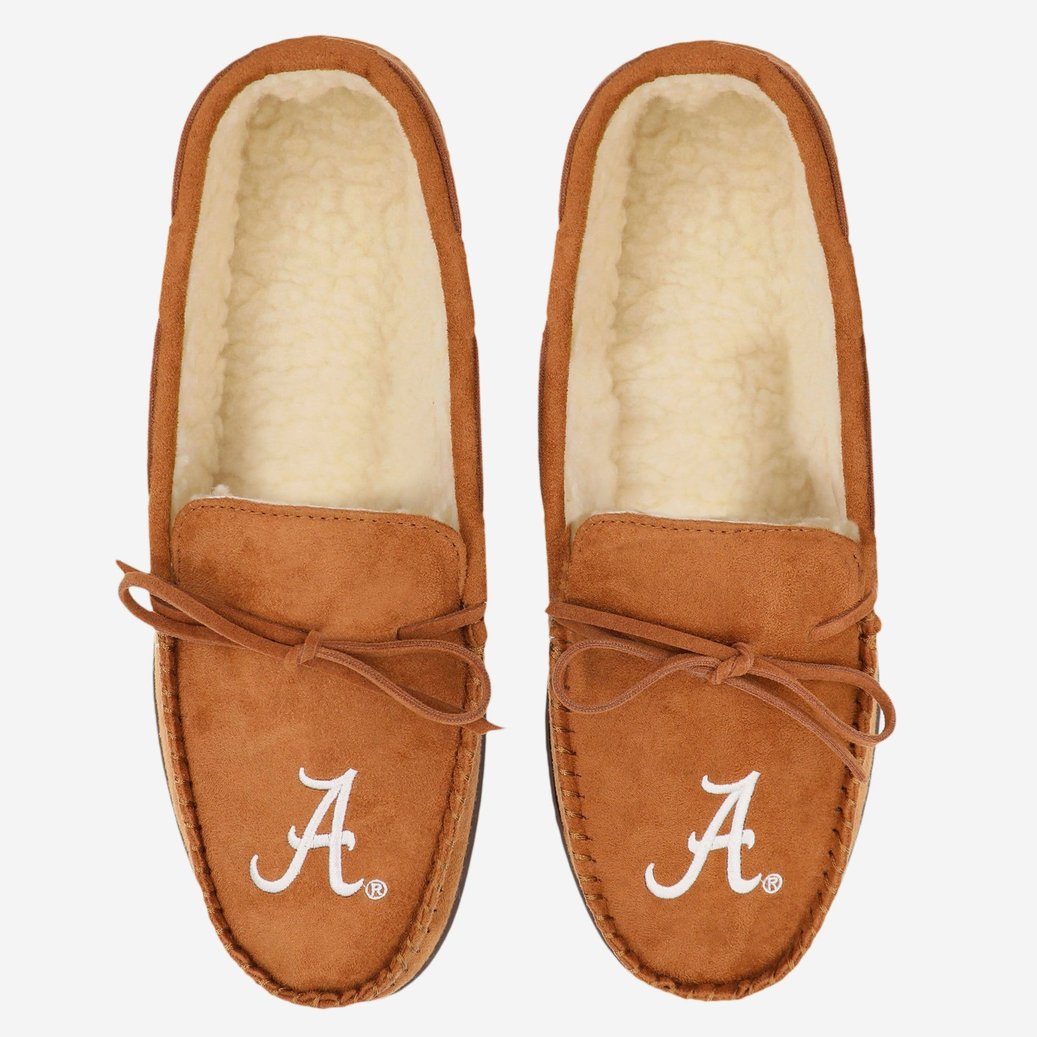 Alabama Crimson Tide Moccasin Slipper