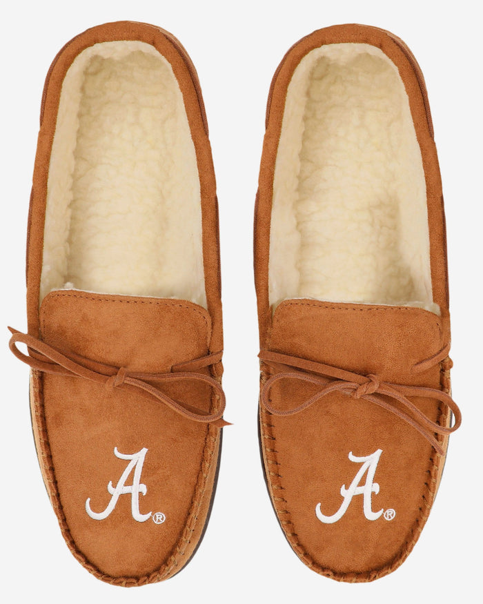 Alabama Crimson Tide Moccasin Slipper FOCO - FOCO.com