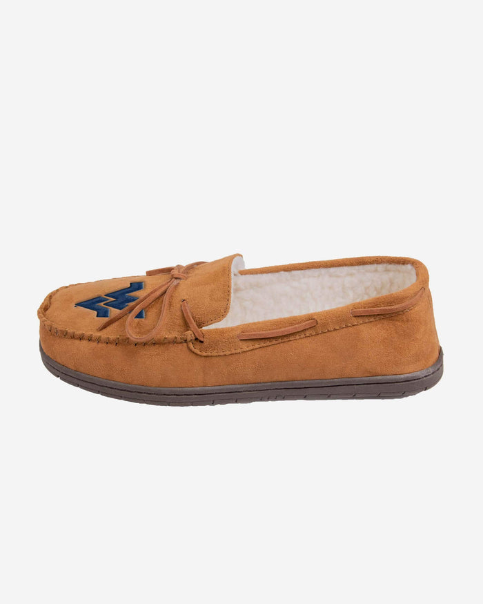 West Virginia Mountaineers Moccasin Slipper FOCO - FOCO.com