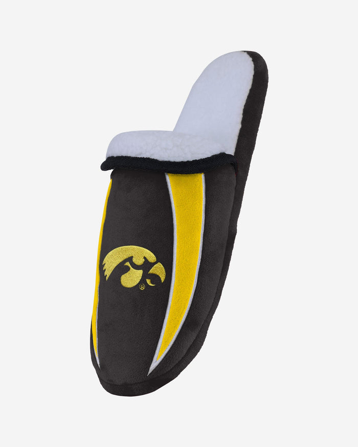 Iowa Hawkeyes Sherpa Slide Slipper FOCO - FOCO.com