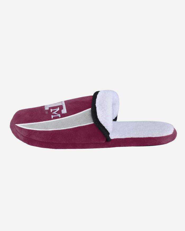 Texas A&M Aggies Sherpa Slide Slipper FOCO - FOCO.com
