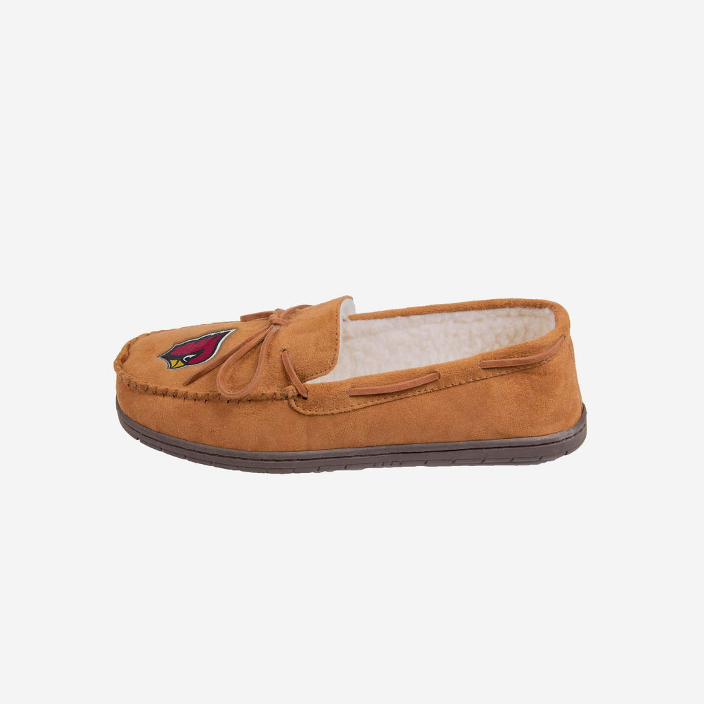 Arizona Cardinals Moccasin Slipper FOCO - FOCO.com