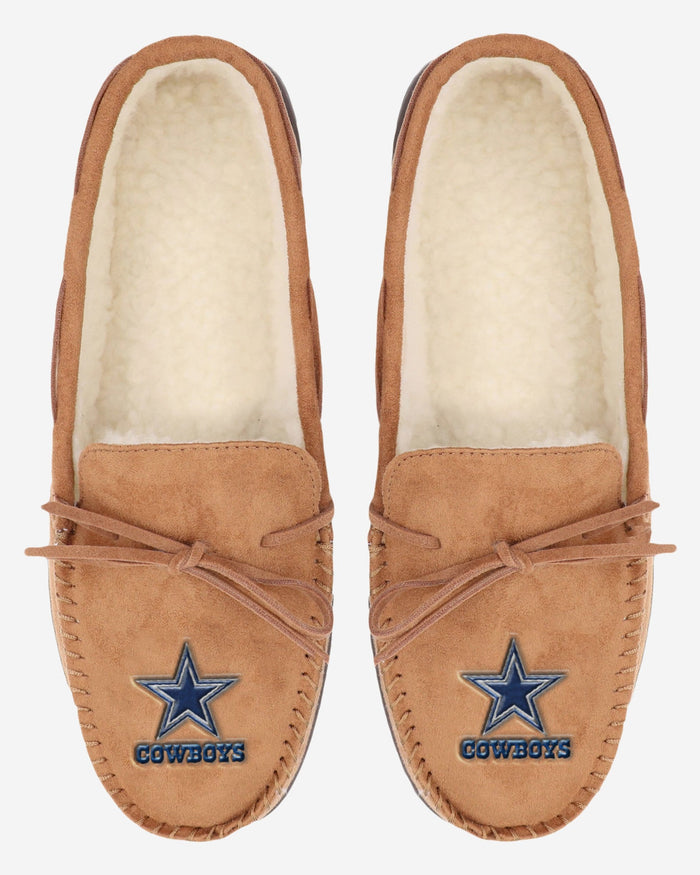 Dallas Cowboys Moccasin Slipper FOCO - FOCO.com
