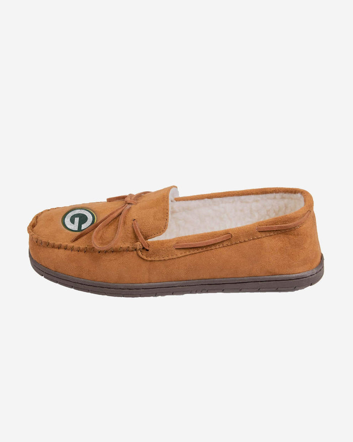 Green Bay Packers Moccasin Slipper FOCO - FOCO.com