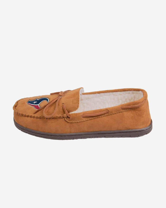 Houston Texans Moccasin Slipper FOCO - FOCO.com