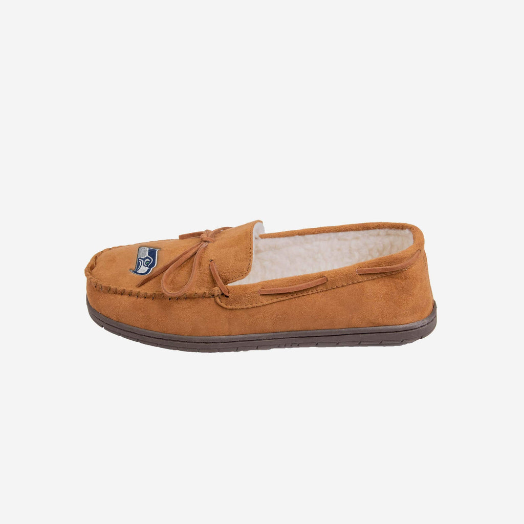 Seattle Seahawks Moccasin Slipper FOCO - FOCO.com