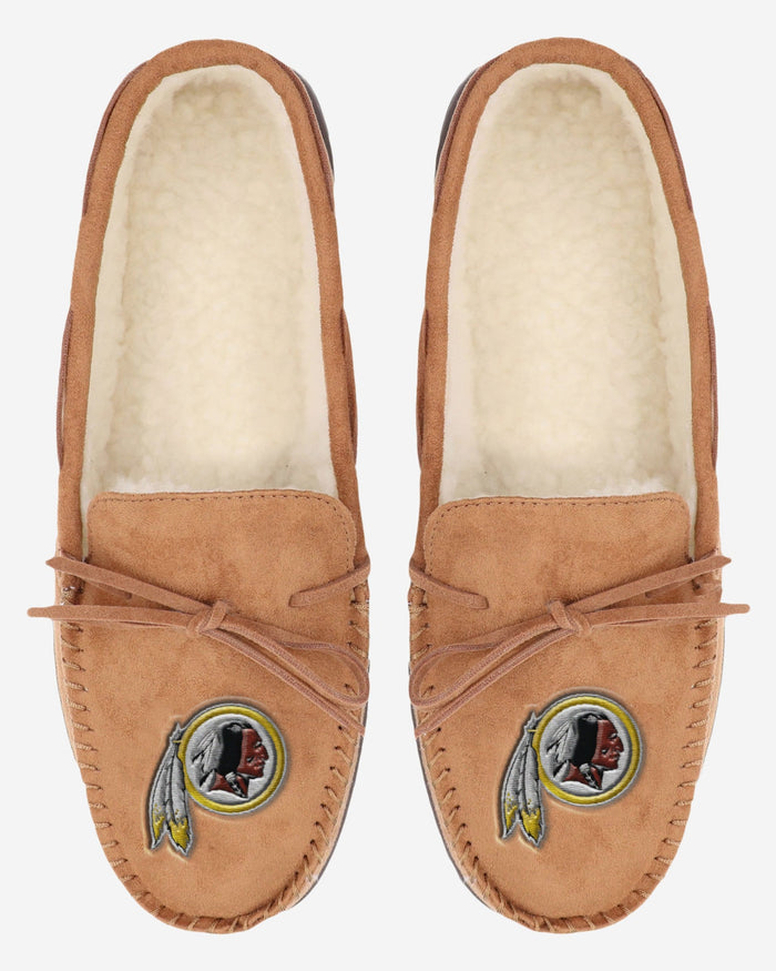 Washington Redskins Moccasin Slipper FOCO - FOCO.com