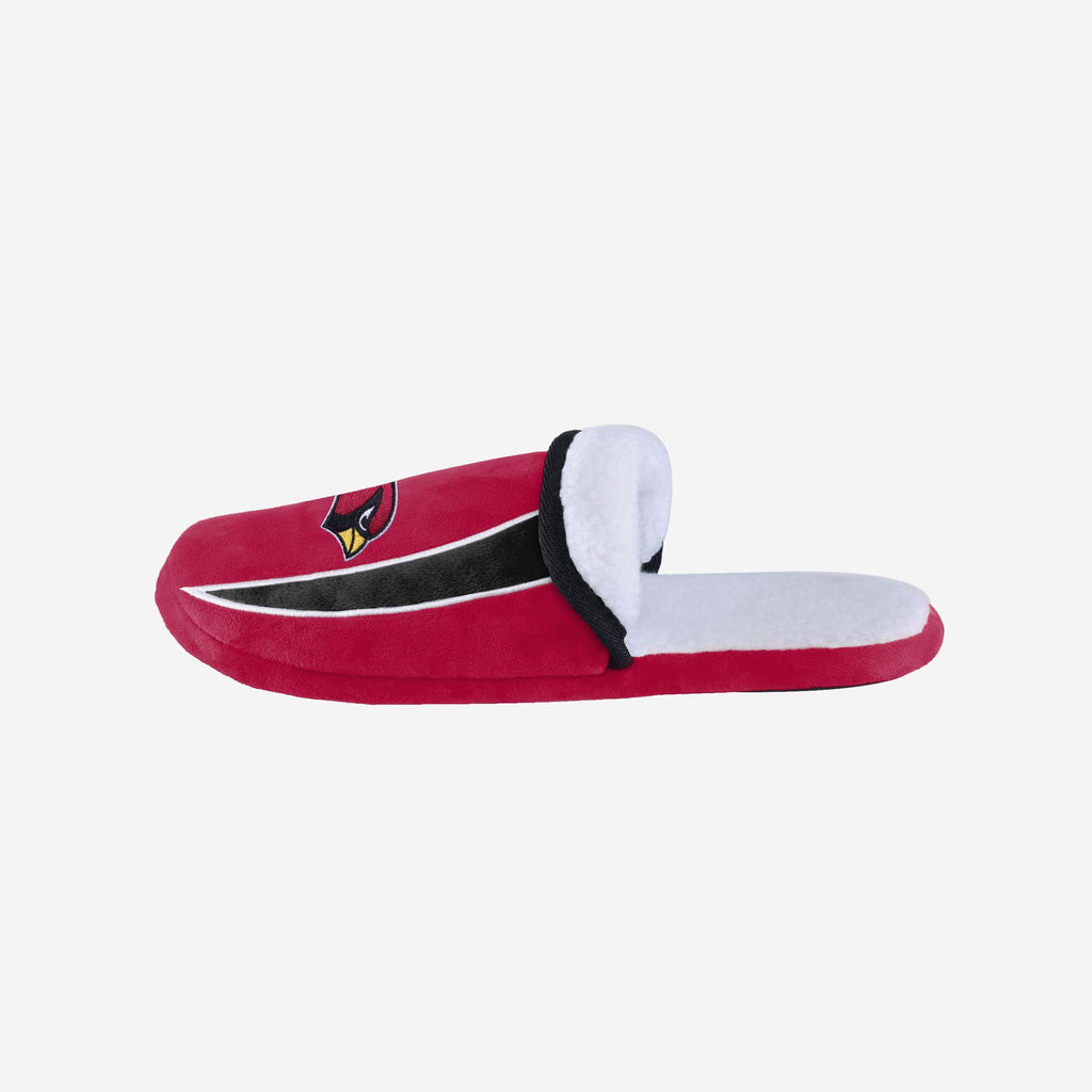 Arizona Cardinals Sherpa Slide Slipper FOCO - FOCO.com