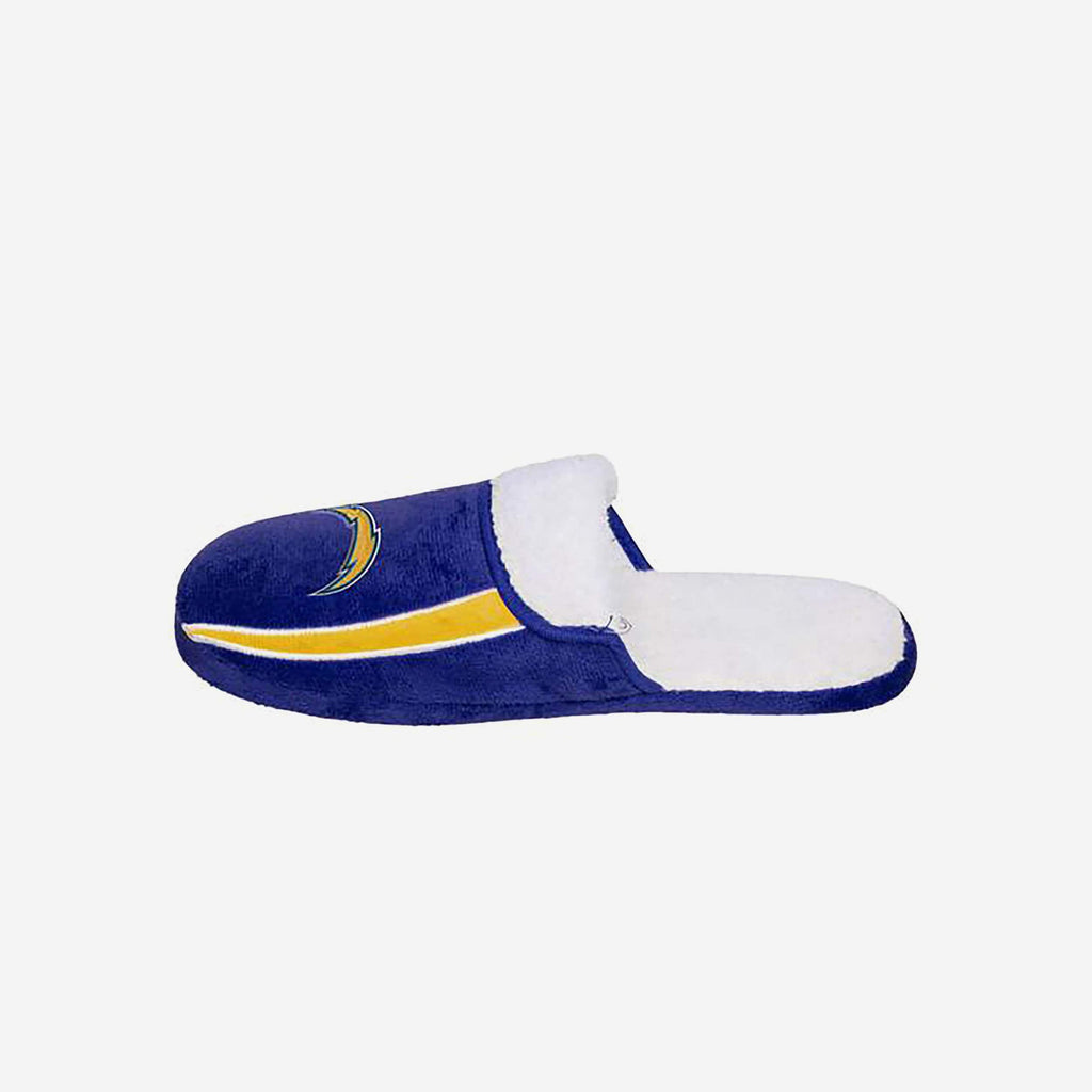 Los Angeles Chargers Sherpa Slide Slipper