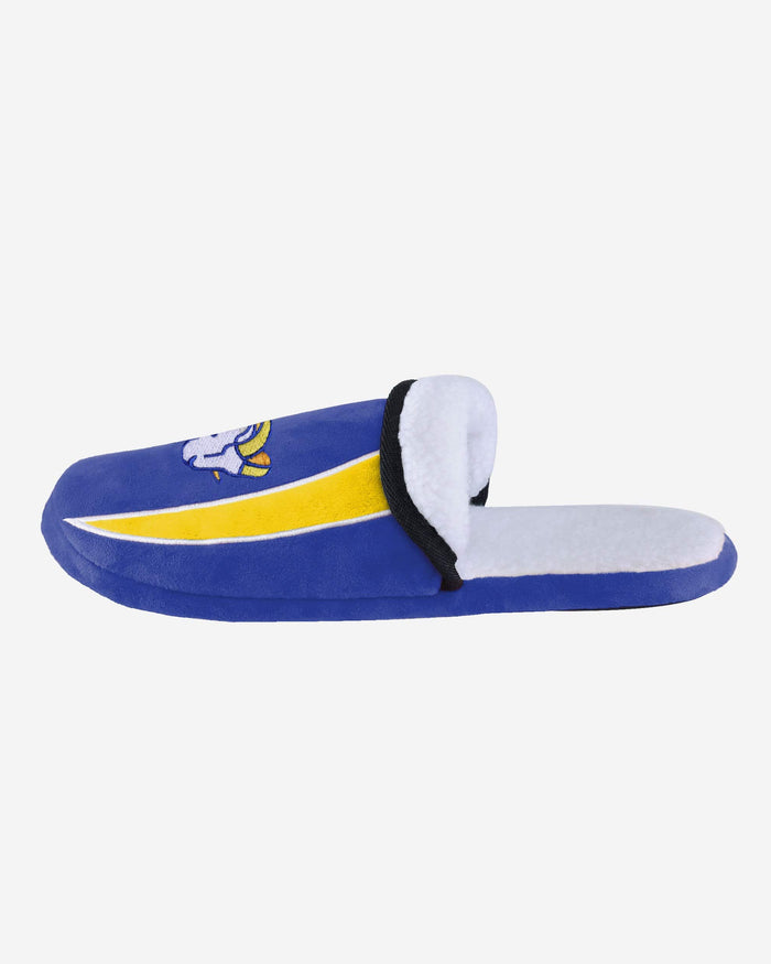 Los Angeles Rams Sherpa Slide Slipper FOCO - FOCO.com