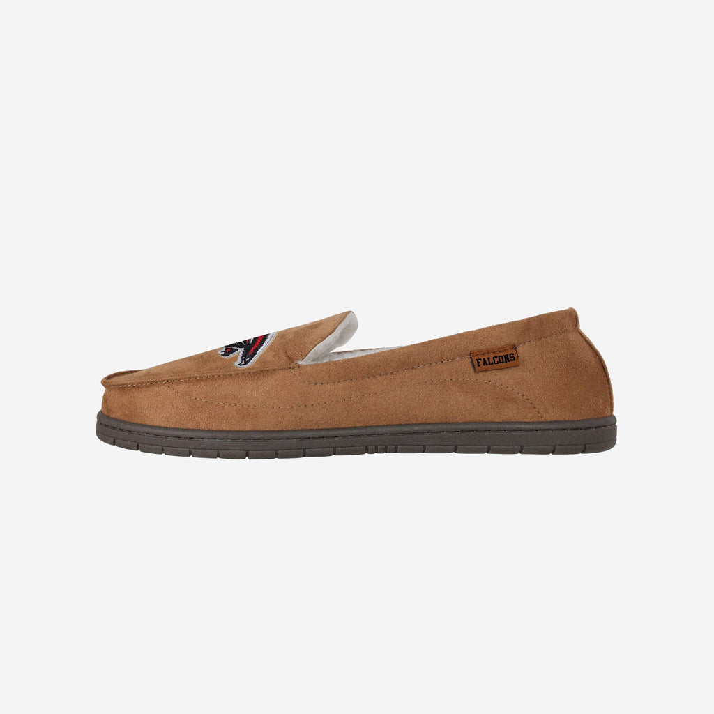 Atlanta Falcons Beige Moccasin