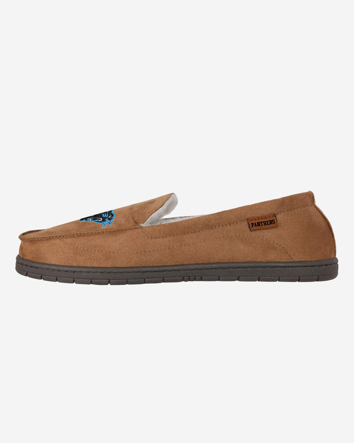 Carolina Panthers Beige Moccasin FOCO - FOCO.com