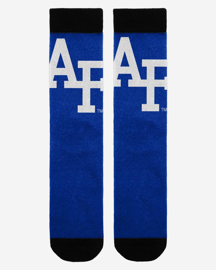 Air Force Falcons Primetime Socks FOCO - FOCO.com