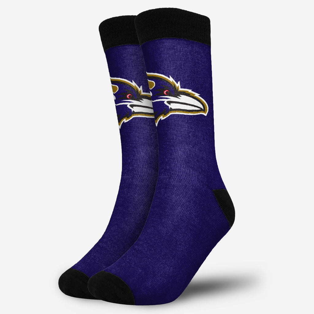 Baltimore Ravens Primetime Socks