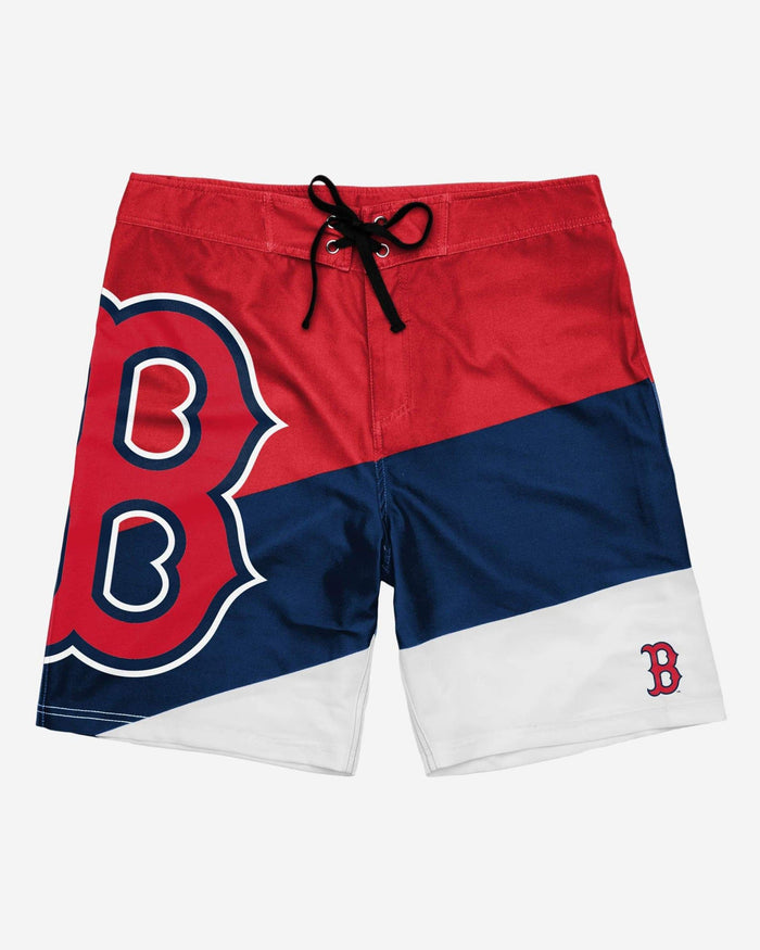 Boston Red Sox Color Dive Boardshorts FOCO - FOCO.com