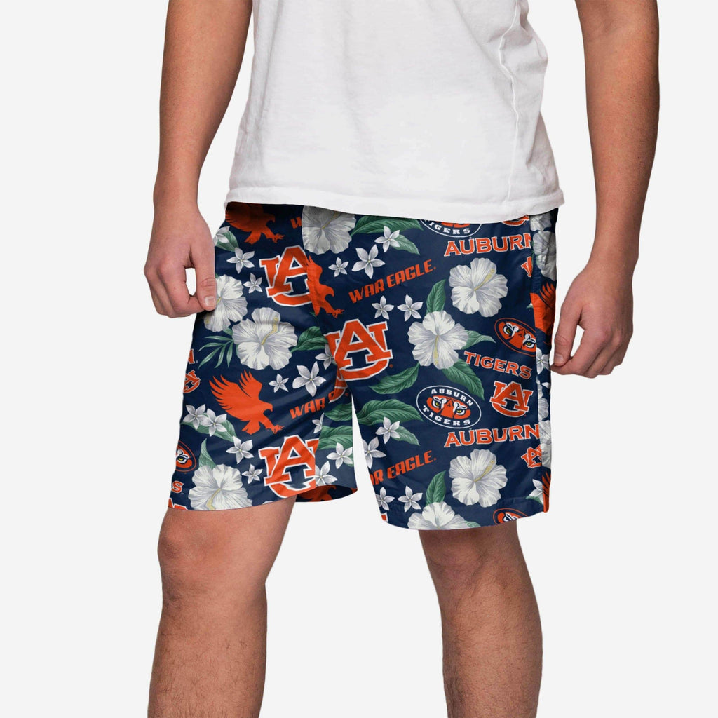 Auburn Tigers City Style Swimming Trunks FOCO - FOCO.com
