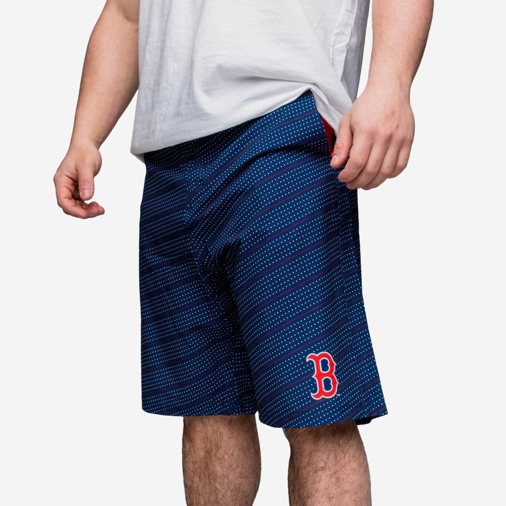 Boston Red Sox Dots Walking Short FOCO - FOCO.com