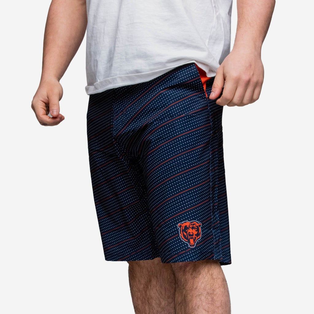 Chicago Bears Dots Walking Short FOCO - FOCO.com